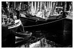 Boat Reflections WM